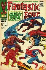 Fantastic Four (1961-1996) #73