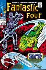 Fantastic Four (1961-1996) #74