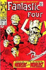 Fantastic Four (1961-1996) #75