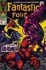Fantastic Four (1961-1996) #76