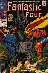 Fantastic Four (1961-1996) #80