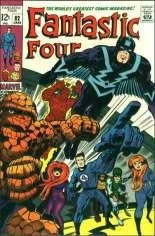 Fantastic Four (1961-1996) #82