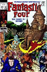 Fantastic Four (1961-1996) #84