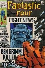 Fantastic Four (1961-1996) #92