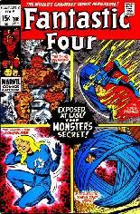 Fantastic Four (1961-1996) #106