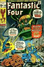Fantastic Four (1961-1996) #108