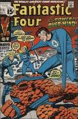 Fantastic Four (1961-1996) #115 Variant A