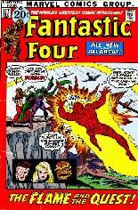 Fantastic Four (1961-1996) #117