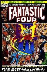 Fantastic Four (1961-1996) #120