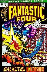 Fantastic Four (1961-1996) #122 Variant A