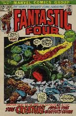 Fantastic Four (1961-1996) #126