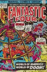 Fantastic Four (1961-1996) #152
