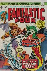 Fantastic Four (1961-1996) #154