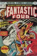 Fantastic Four (1961-1996) #155 Variant A