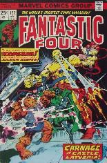 Fantastic Four (1961-1996) #157 Variant A