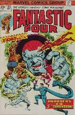 Fantastic Four (1961-1996) #158