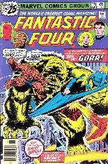 Fantastic Four (1961-1996) #171 Variant A