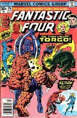 Fantastic Four (1961-1996) #174 Variant A