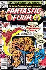 Fantastic Four (1961-1996) #181 Variant A