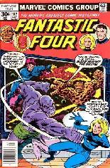 Fantastic Four (1961-1996) #182 Variant A