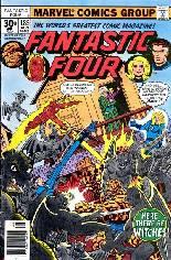 Fantastic Four (1961-1996) #185 Variant A