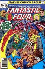 Fantastic Four (1961-1996) #186 Variant A