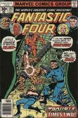 Fantastic Four (1961-1996) #187 Variant A