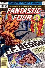 Fantastic Four (1961-1996) #191