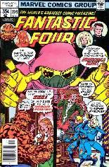Fantastic Four (1961-1996) #196