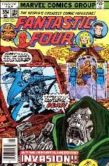Fantastic Four (1961-1996) #198