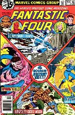 Fantastic Four (1961-1996) #201 Variant A