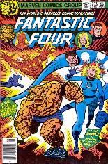 Fantastic Four (1961-1996) #203 Variant A