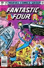 Fantastic Four (1961-1996) #205