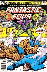 Fantastic Four (1961-1996) #206 Variant A
