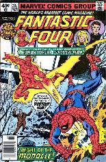 Fantastic Four (1961-1996) #207 Variant A: Newsstand Edition