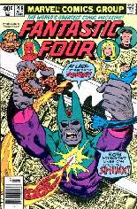 Fantastic Four (1961-1996) #208 Variant A: Newsstand Edition