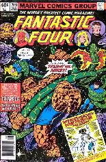 Fantastic Four (1961-1996) #209 Variant A: Newsstand Edition
