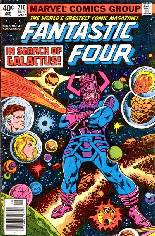 Fantastic Four (1961-1996) #210 Variant A: Newsstand Edition