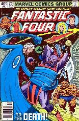 Fantastic Four (1961-1996) #213 Variant A: Newsstand Edition