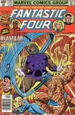 Fantastic Four (1961-1996) #215 Variant A: Newsstand Edition