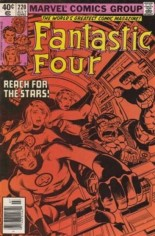 Fantastic Four (1961-1996) #220 Variant A: Newsstand Edition