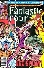 Fantastic Four (1961-1996) #228 Variant A: Newsstand Edition