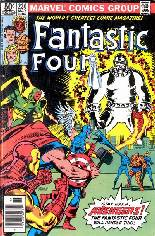 Fantastic Four (1961-1996) #230 Variant A: Newsstand Edition