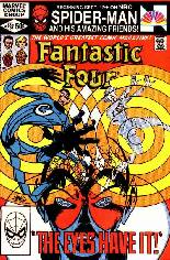 Fantastic Four (1961-1996) #237 Variant B: Direct Edition