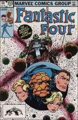 Fantastic Four (1961-1996) #253 Variant B: Direct Edition