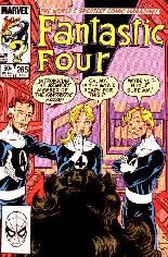Fantastic Four (1961-1996) #265 Variant B: Direct Edition