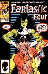 Fantastic Four (1961-1996) #275 Variant B: Direct Edition