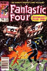 Fantastic Four (1961-1996) #279 Variant A: Newsstand Edition