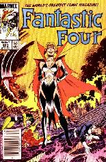 Fantastic Four (1961-1996) #281 Variant A: Newsstand Edition