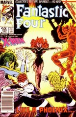 Fantastic Four (1961-1996) #286 Variant A: Newsstand Edition